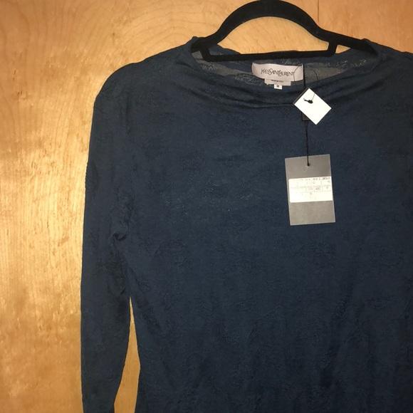 ysl long sleeve t shirt